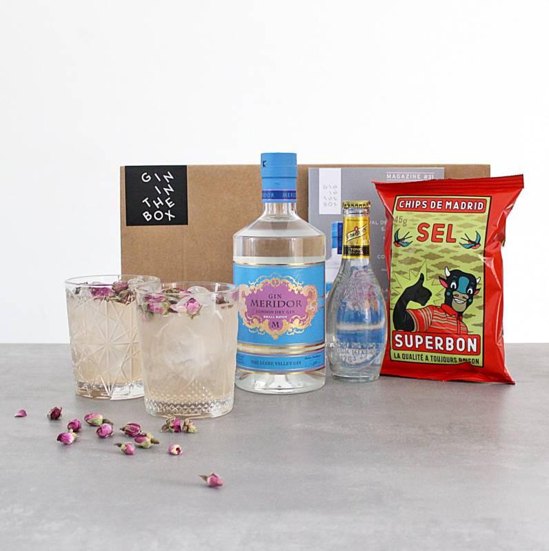 Gin in the Box - Belgian Corner