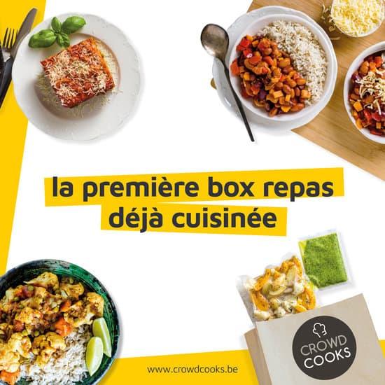Crowd Cooks - Belgian Corner