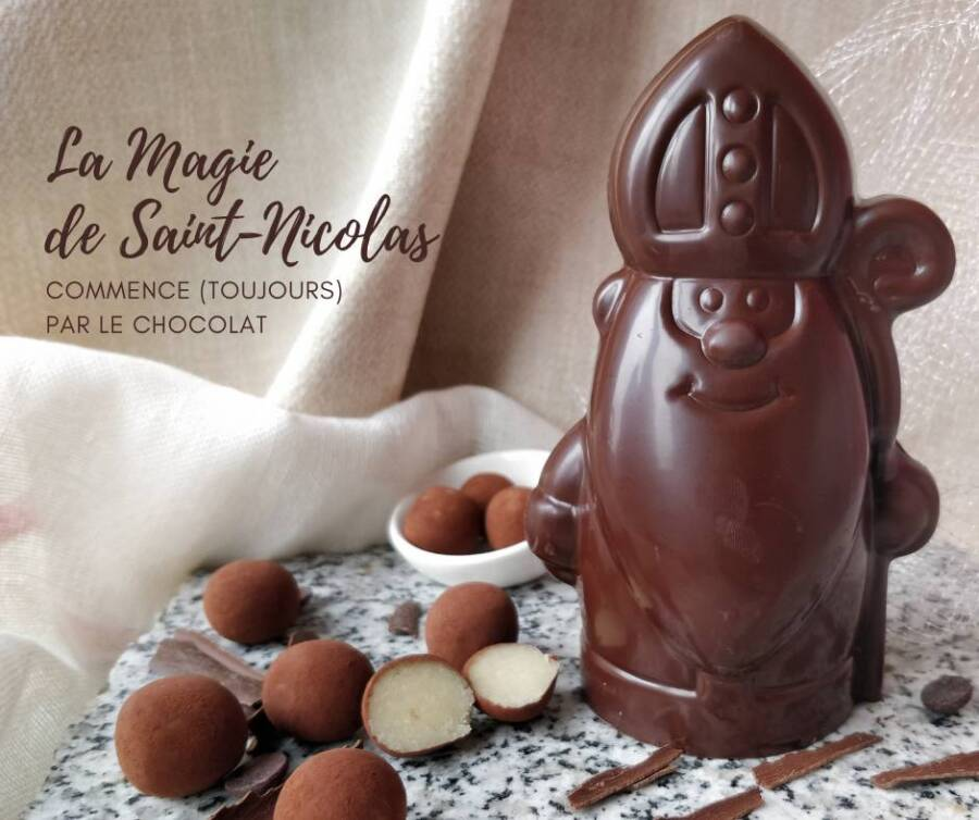 Chez Lio –  chocolatier - Belgian Corner