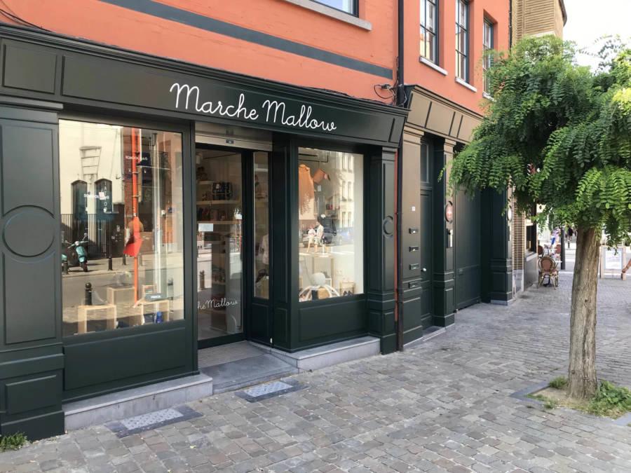 Marche Mallow - Belgian Corner