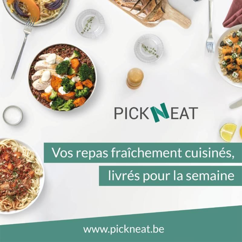 PickNEat - Belgian Corner