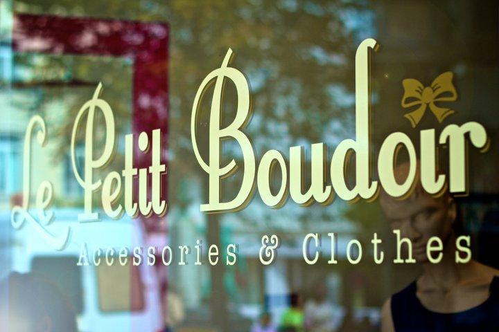 Le Petit Boudoir - Belgian Corner