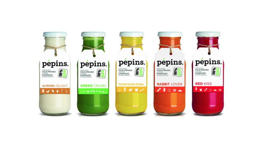 Pépins Juices - Belgian Corner