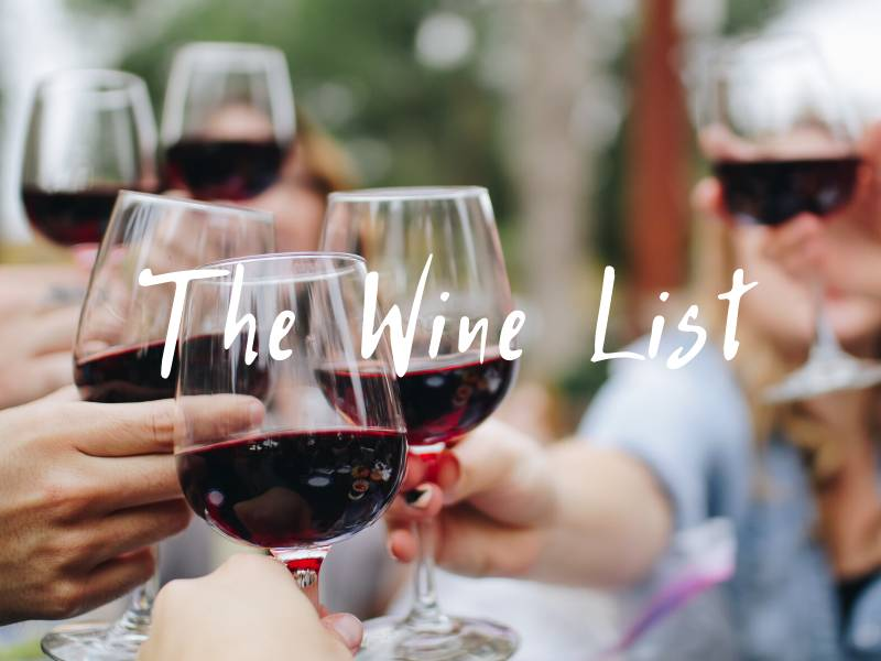 The Wine list - Belgian Corner