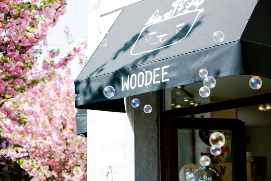 Woodee - Belgian Corner