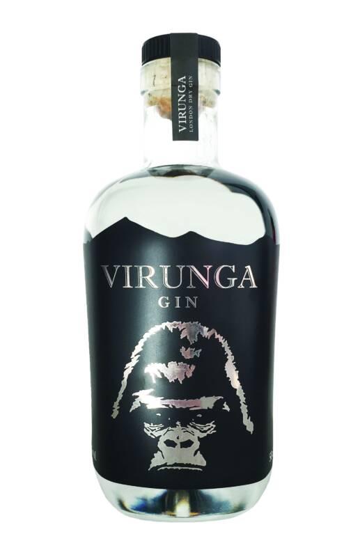 Virunga Gin - Belgian Corner